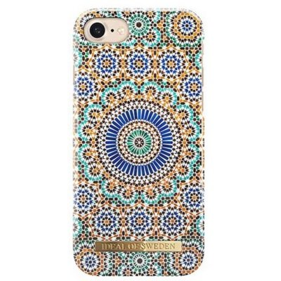 Etui IDEAL OF SWEDEN Fashion Case Moroccan Zellige do iPhone 6/6s/7/8 Electro 334092