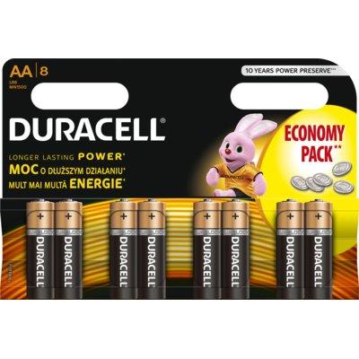 Baterie AA LR6 DURACELL Basic (8 szt.) Electro 873736
