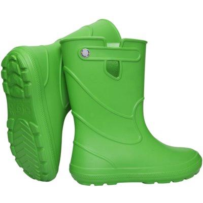 Kalosze CAMMINARE Junior (rozmiar 26-27) Zielony Electro 380571