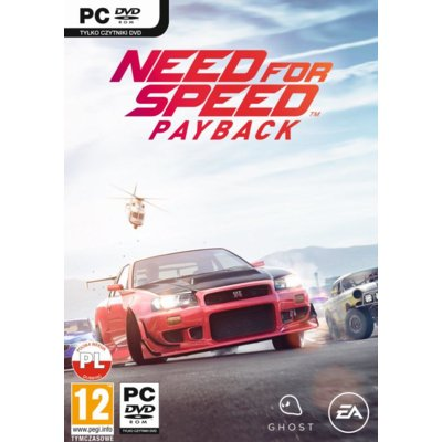 Need for Speed: Payback Gra PC Electro 873291