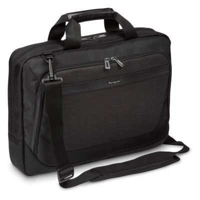 Torba na laptopa TARGUS CitySmart Advanced 14-15.6 cali Czarno-szary Electro 874859