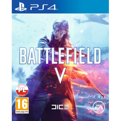 Battlefield V Gra PS4 Electro 883578