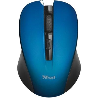 Mysz TRUST Mydo Silent Click Niebieski Electro 880467