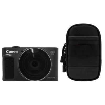 Aparat CANON PowerShot SX620HS Czarny + Etui