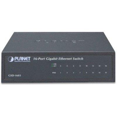 Przełącznik PLANET GSD-1603 Electro 366706