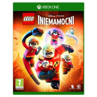Lego Iniemamocni Gra XBOX ONE Electro 881819