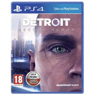 Detroit: Become Human Gra PS4 Electro 881152