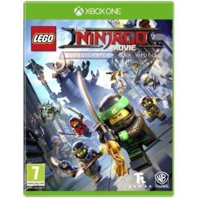 Lego Ninjago Movie Gra XBOX ONE Electro 874615