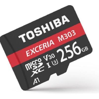Karta pamięci TOSHIBA microSD M303 256 GB THN-M303R2560E2 Electro 882947