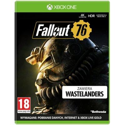 Fallout 76 Gra XBOX ONE Electro 884228