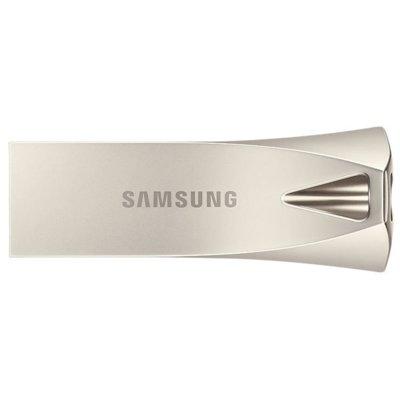 Pamięć SAMSUNG BAR Plus Champaign Silver 128 GB (MUF-128BE3/EU)