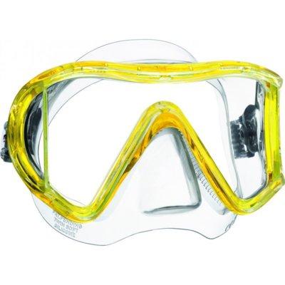 Maska do nurkowania MARES i3 Żółty Electro 367911