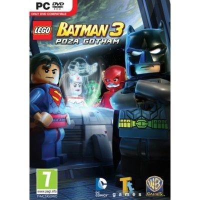 LEGO Batman 3: Poza Gotham Gra PC Electro 791000