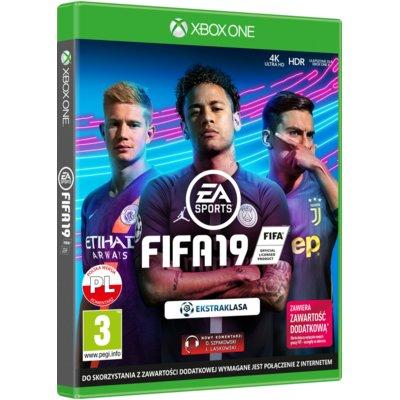 FIFA 19 Gra XBOX ONE Electro 884558