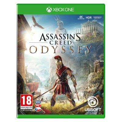 Assassin's Creed: Odyssey Gra XBOX ONE Electro 884619