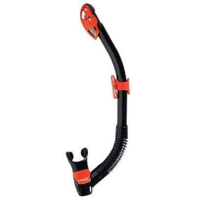 Fajka do nurkowania MARES Rebel Dry 411487 Czarno-czerwony Electro 412589