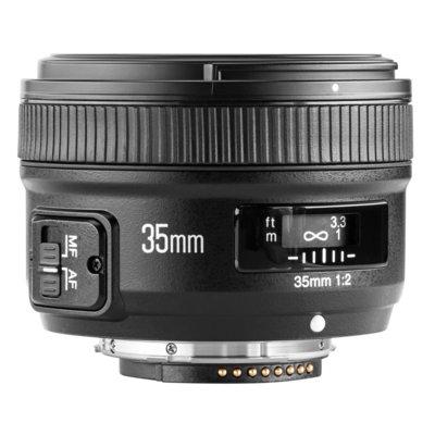 Obiektyw YONGNUO YN 35mm f/2.0 do Nikon F