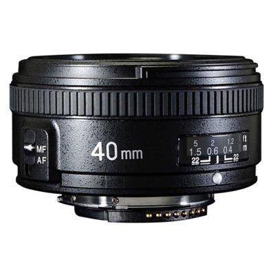 Obiektyw YONGNUO YN 40mm f/2.8 do Nikon F Electro e1072089