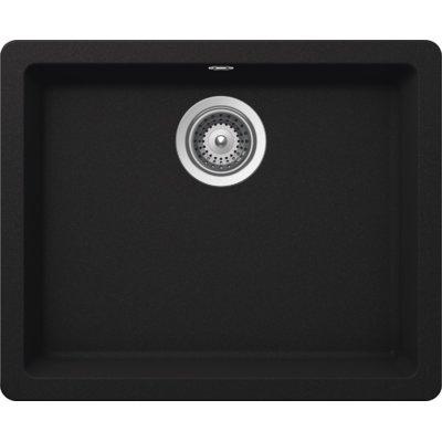 Zlewozmywak SCHOCK Quadro N-100 Onyx Electro 368666