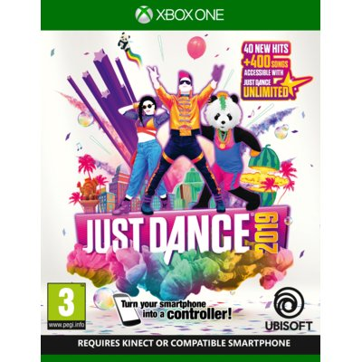 Just Dance 2019 Gra XBOX ONE Electro 884760