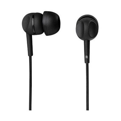 Słuchawki dokanałowe THOMSON EAR3005BK Czarny Electro 839663