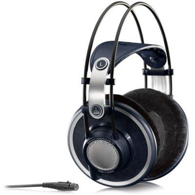 Słuchawki AKG K702 Czarny Electro 832237