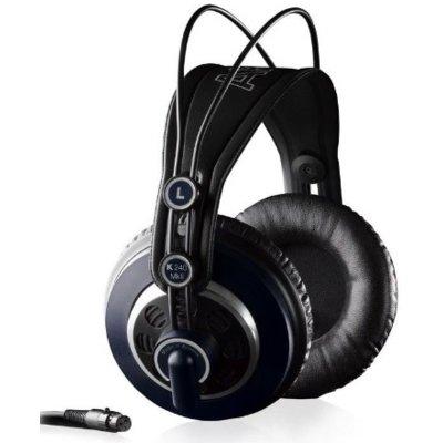 Słuchawki nauszne AKG K240 MKII Czarny Electro 832235