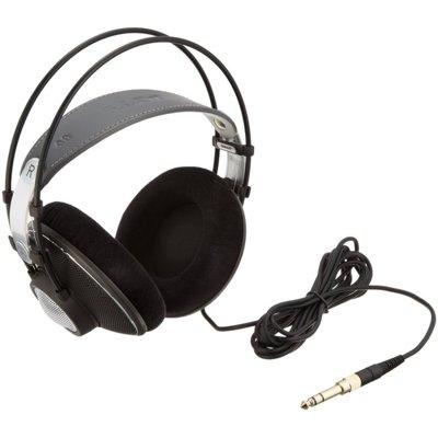 Słuchawki nauszne AKG K612PRO Czarny Electro 832227