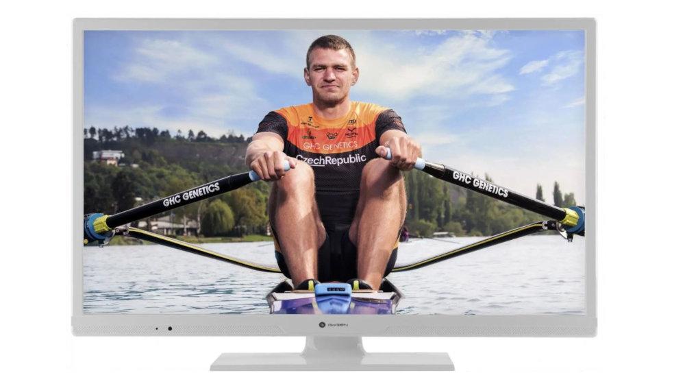Telewizor GOGEN LED TVH24R506STWEBW - Technologia Odswiezania