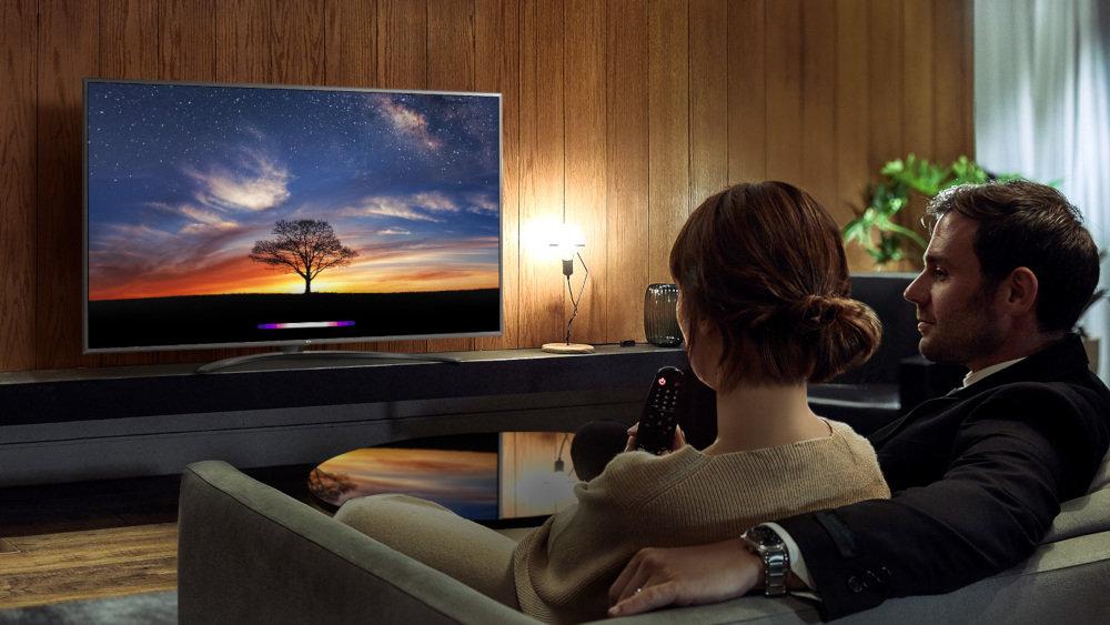 LED TV LG 70UM7450PLA - Голосовий пошук