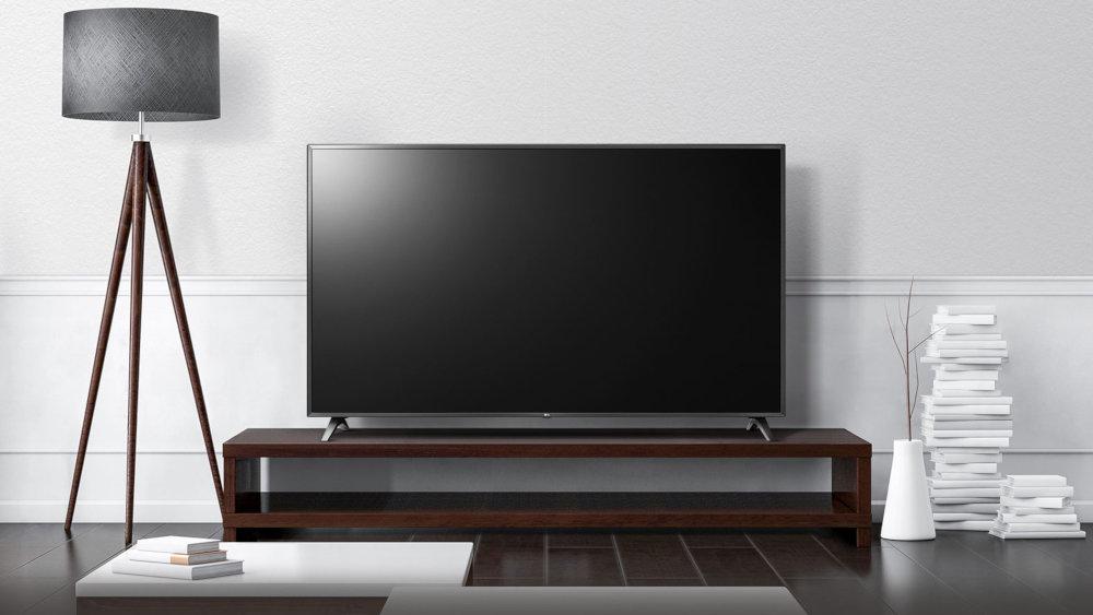 Телевізор LED LG 70UM7450PLA - Тонкий дизайн