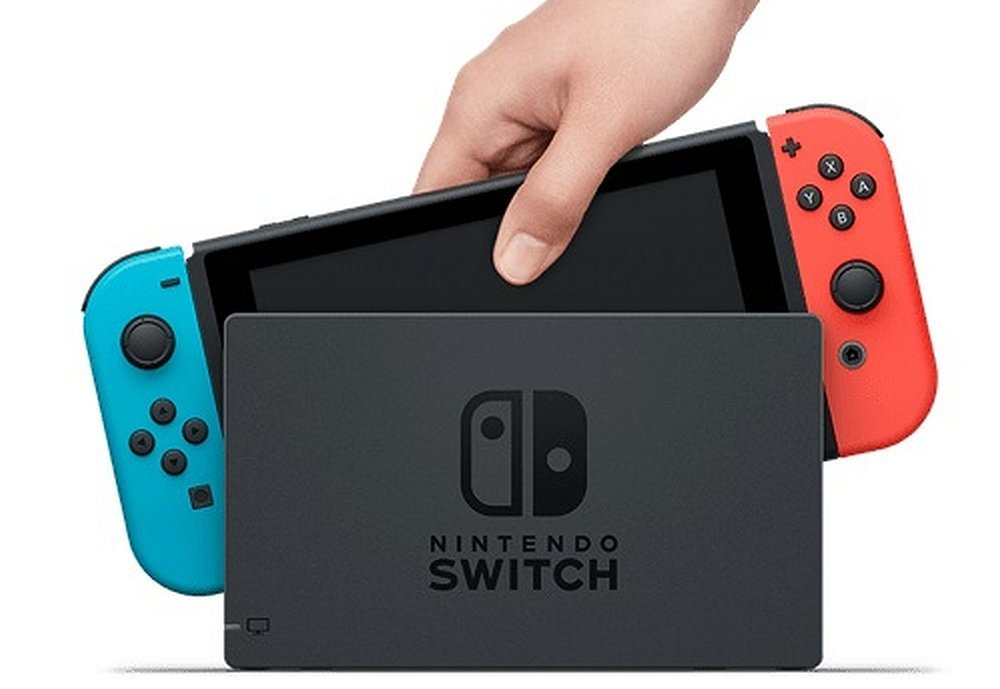 KONSOLA NINTENDO SWITCH opis