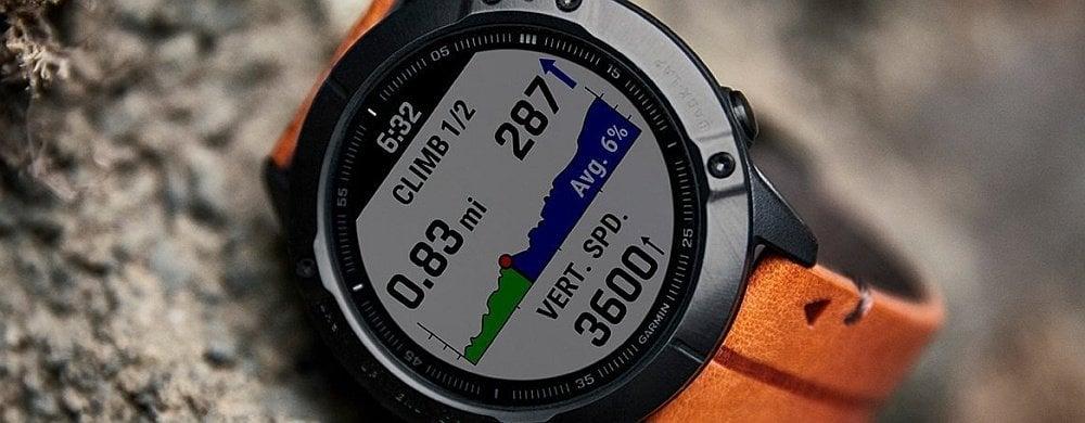 Спортивні годинник GARMIN Fenix 6 Hydration