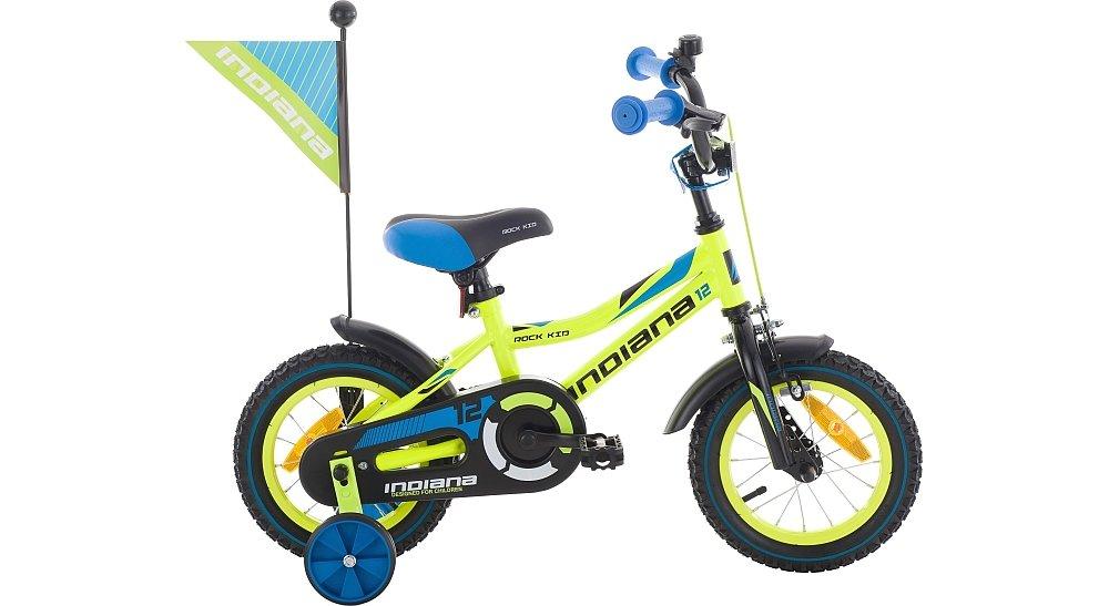 Rower INDIANA Rock Kid 12 opis specyfikacja rozmiar ramy kola
