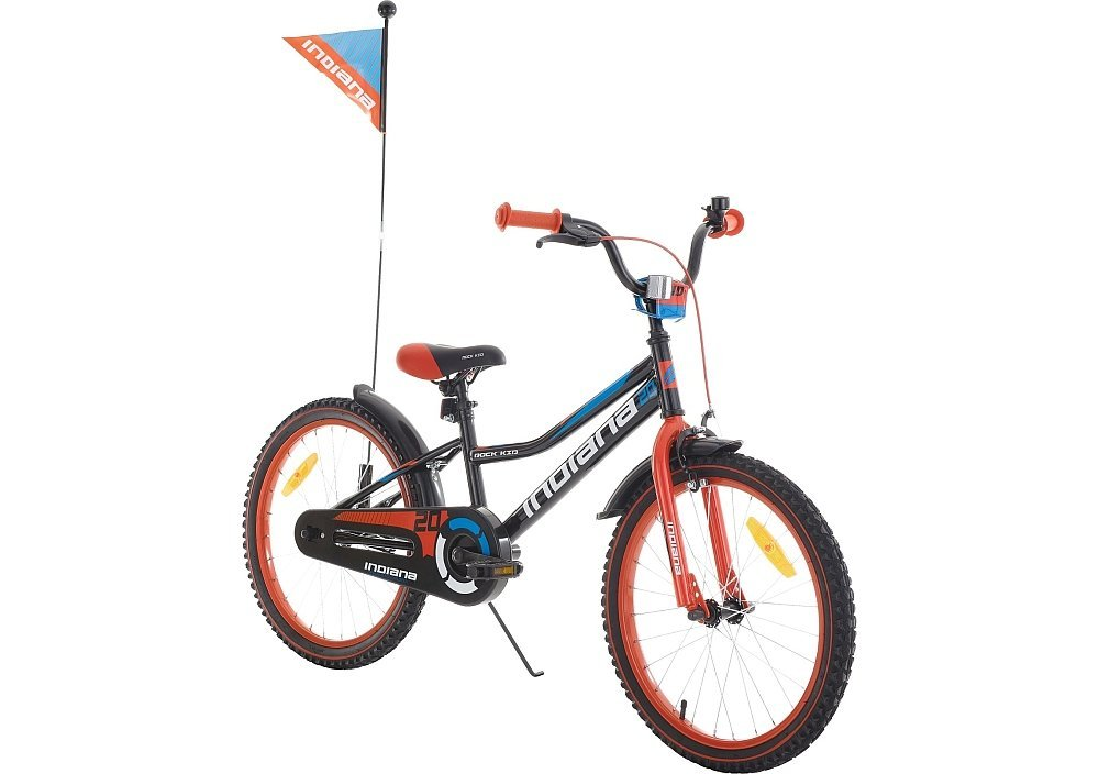 Rower INDIANA Rock Kid 20 opis specyfikacja rozmiar ramy kola