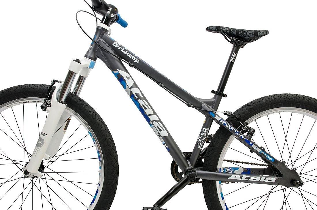 Rower BMX ATALA Dirt Jump - rama