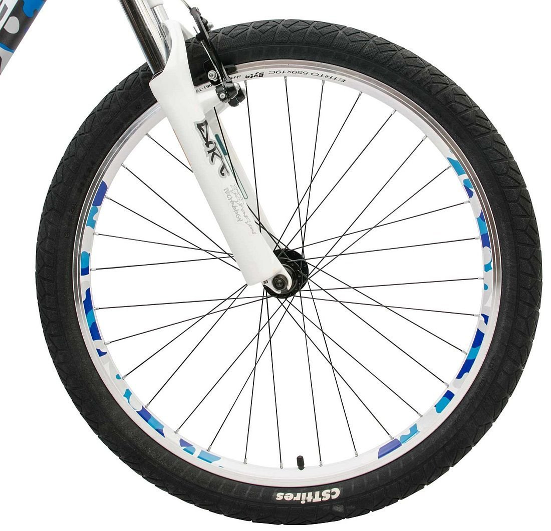 Rower BMX ATALA Dirt Jump - kola
