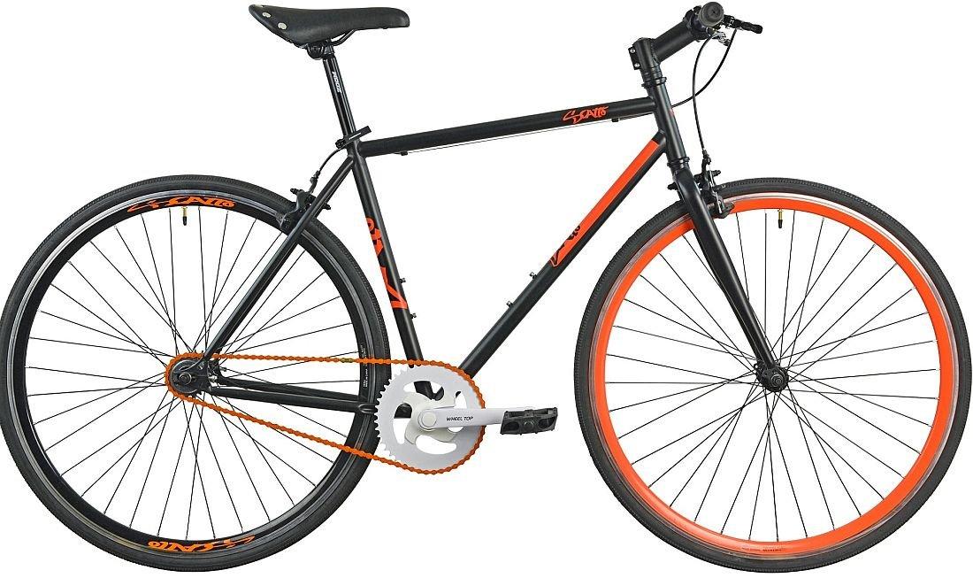 Rower Szosowy ESPERIA Ostre Kolo Scatto M19 Pomaranczowy - Rower Szosowy