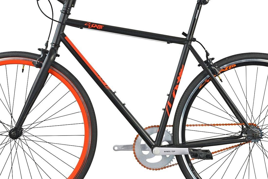 Rower Szosowy ESPERIA Ostre Kolo Scatto M19 Pomaranczowy - Rama