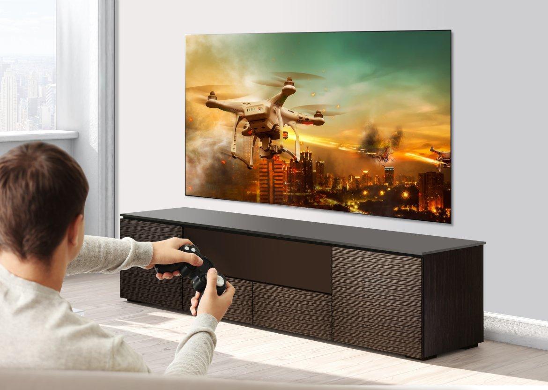 Telewizor HISENSE LED 55U8QF - HDMI Multimedia