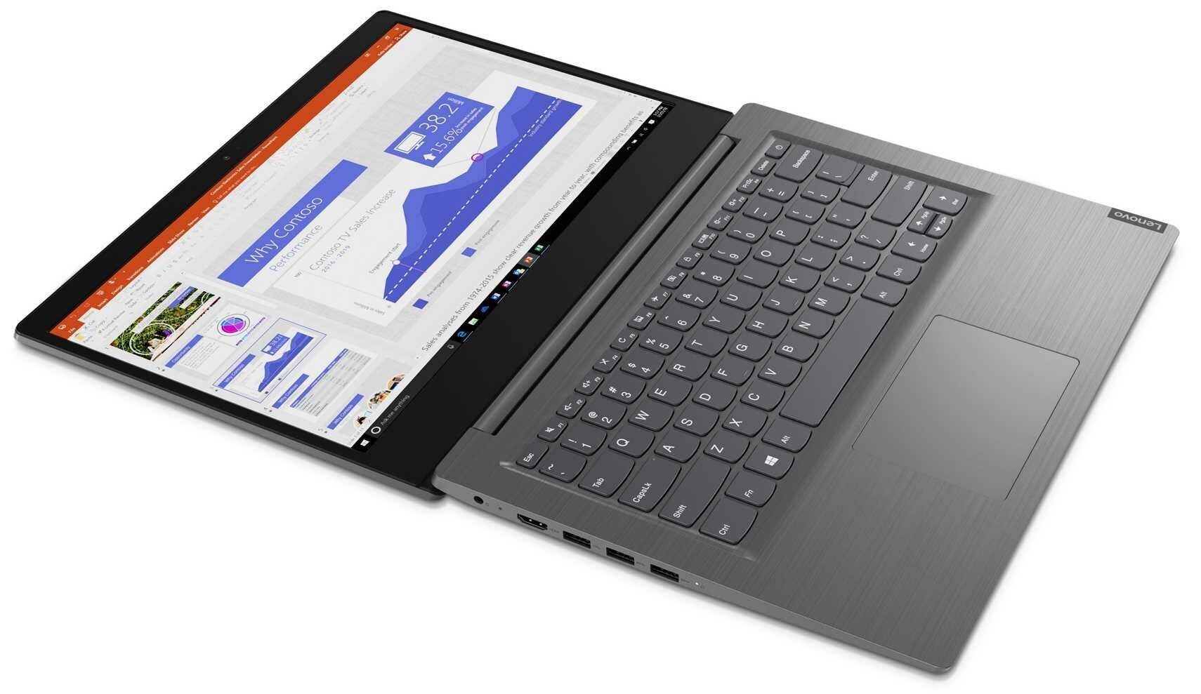 Laptop LENOVO V14 - Full HD