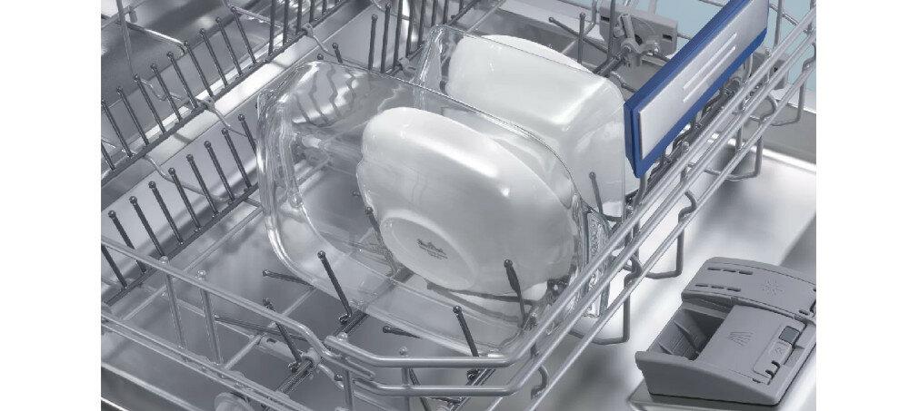 Myčka nádobí SIEMENS SR23HI65ME hygiene plus