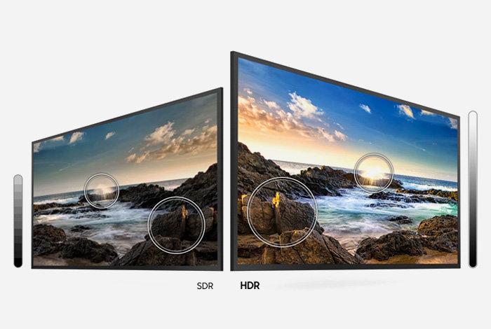 SAMSUNG LED UE75TU8002K TV - HDR10