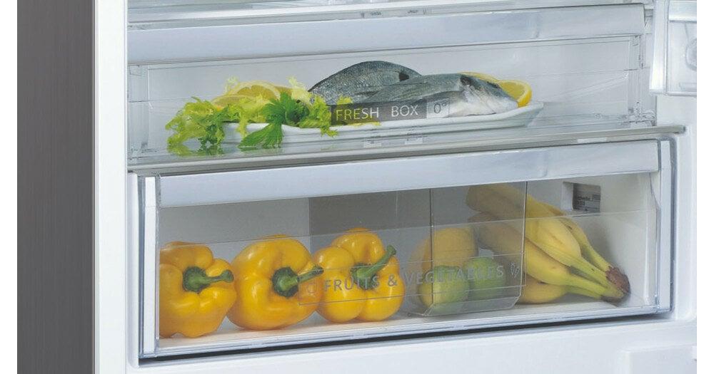 ХОЛОДИЛЬНИК WHIRLPOOL SP40802EU2 Большой ящик для свежих овощей