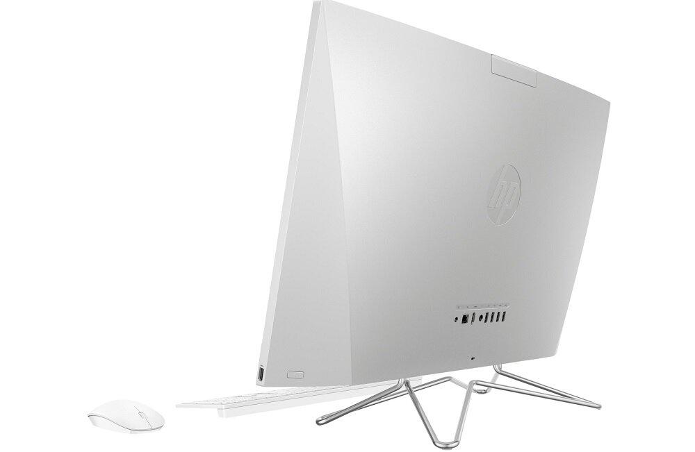 Komputer HP 27-DP0002NW - Dysk SSD 512 GB Złącza HDMI USB czytnik kart pamięci