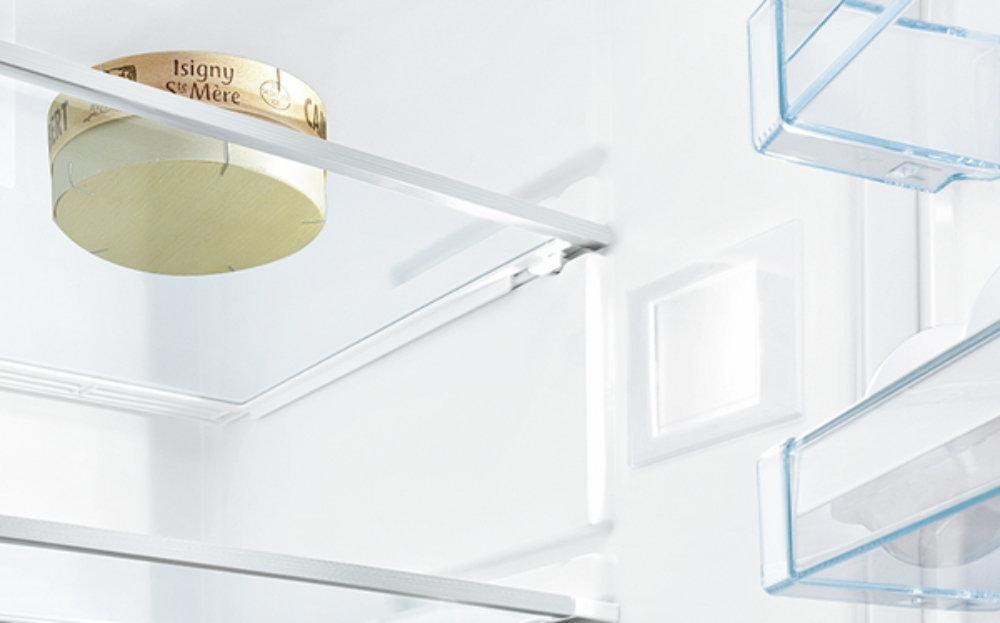 Холодильник BOSCH KIV 28V20FF - светодиодное освещение
