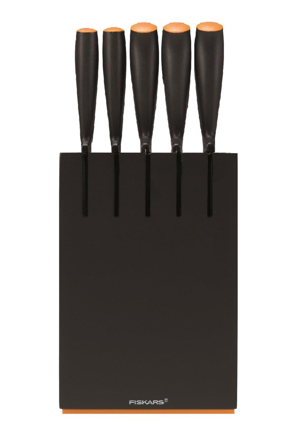 Набір ножів FISKARS 1014190 5 елементів спереду