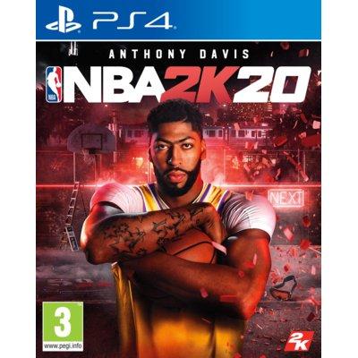 NBA 2K20 Gra PS4