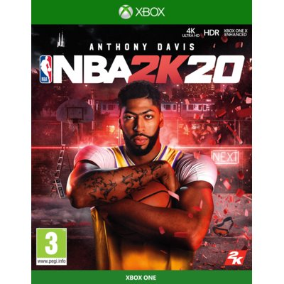 NBA 2K20 Gra XBOX ONE