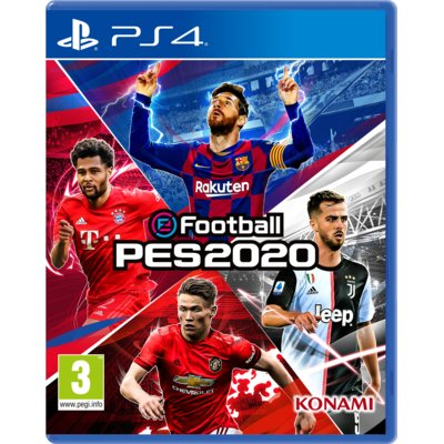eFootball PES 2020 Gra PS4